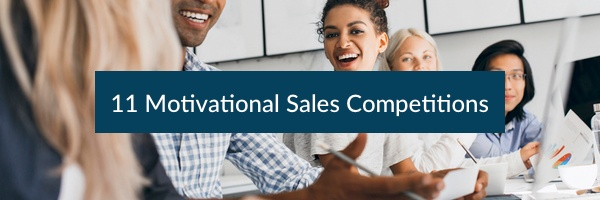 11 sales competitions