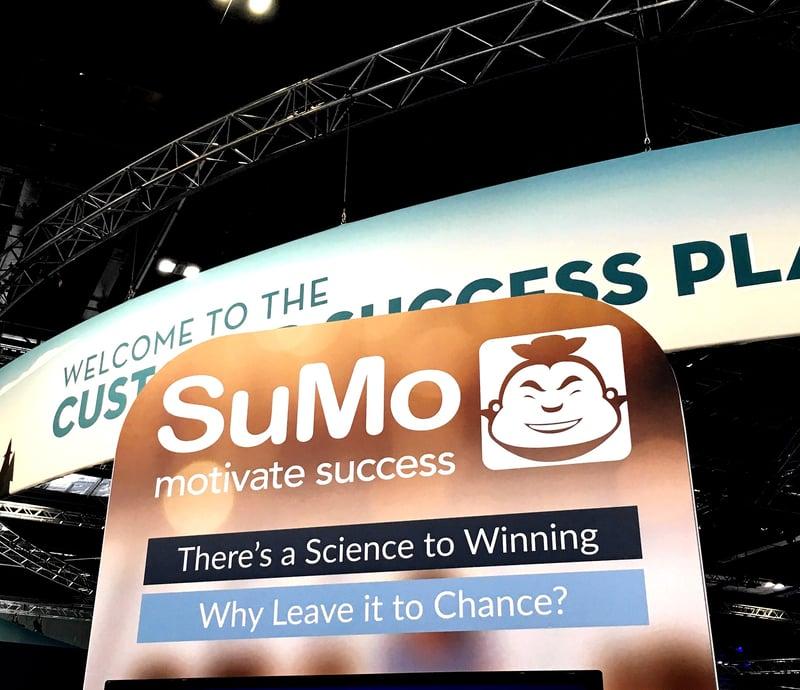 Sumo at salesforce world tour London