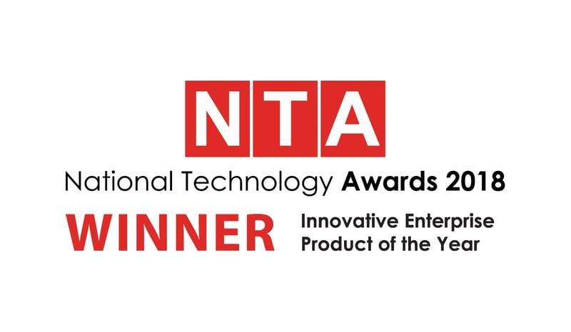NationalTechAwards2018-winner-InnovativeEnterpriseProductoftheYear