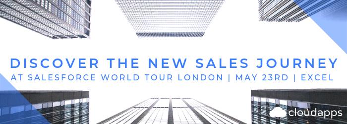 CloudApps Salesforce World Tour