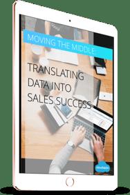 Translating data into sales success