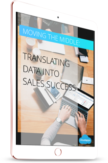 Translating data into sales success